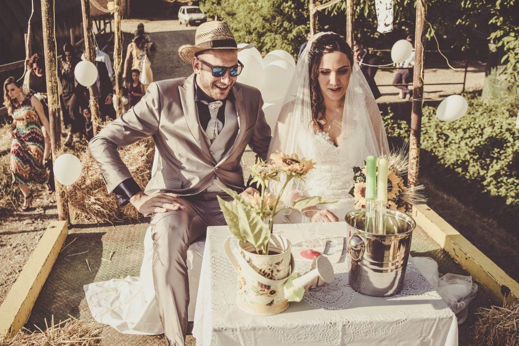 Vídeos de boda originales Barcelona banquete